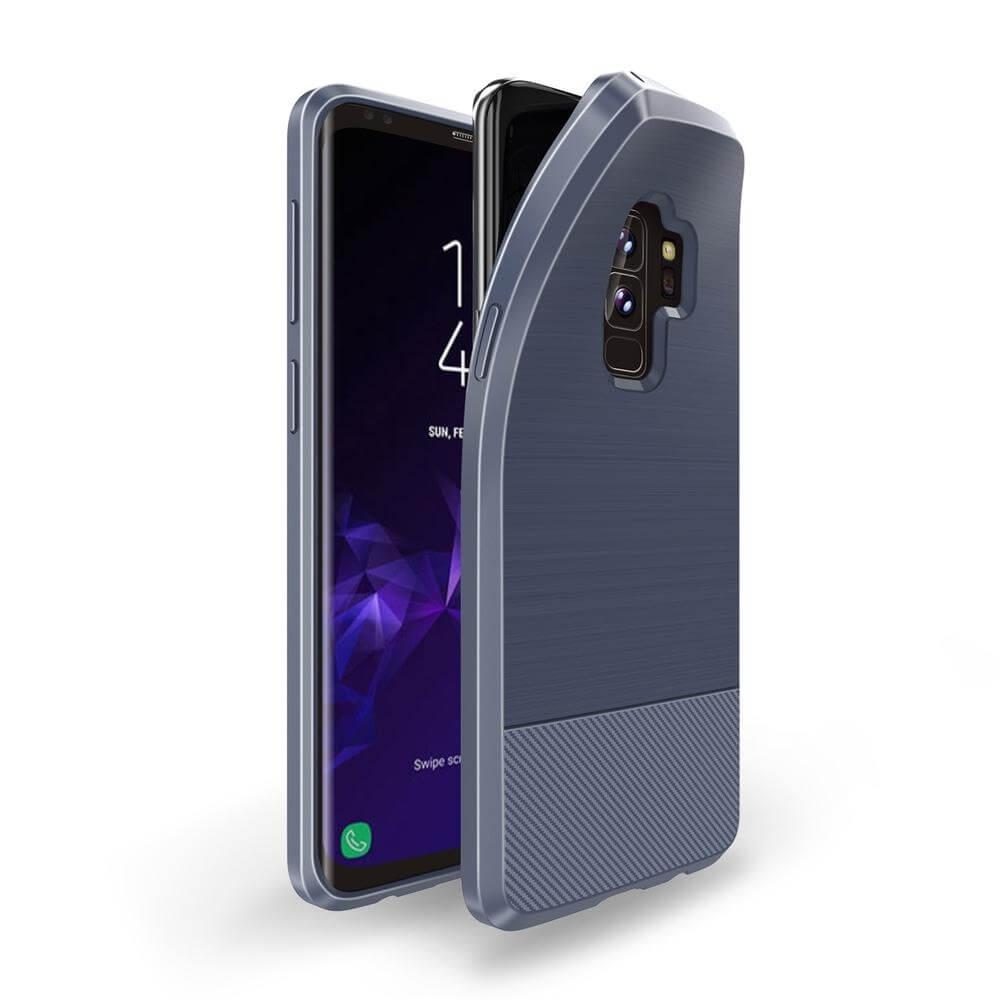 DUX MOJO obal Samsung Galaxy S9 Plus modrý