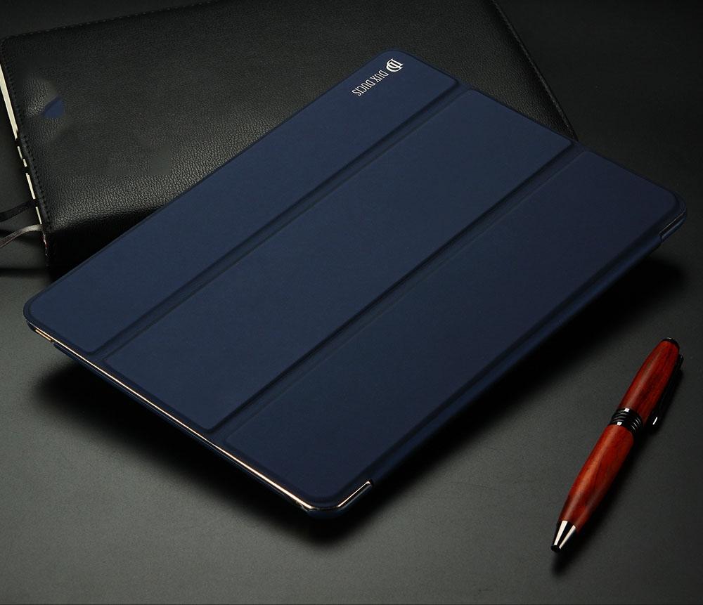 DUX Zaklapací obal Apple iPad Mini 4 modrý