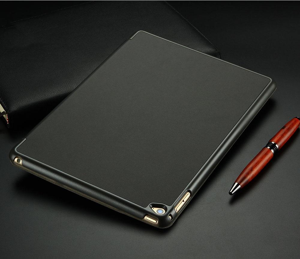 DUX Zaklapací obal Apple iPad Mini 4 šedý