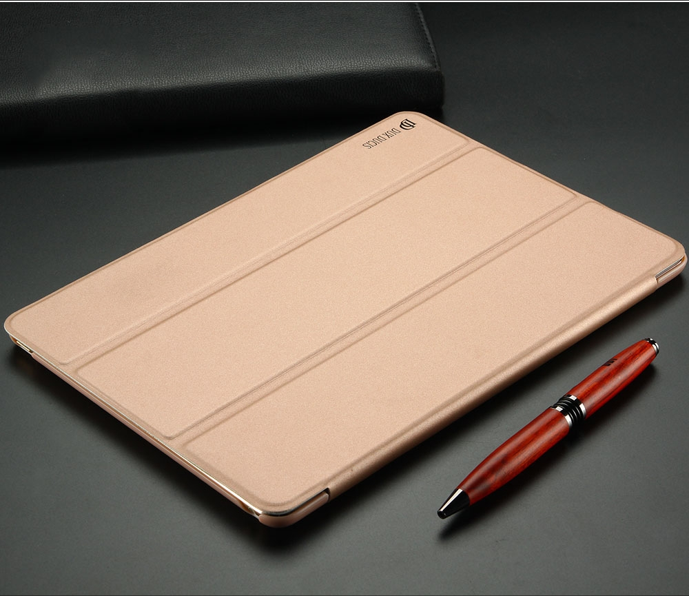 DUX Zaklapací obal Apple iPad Mini 4 ružový