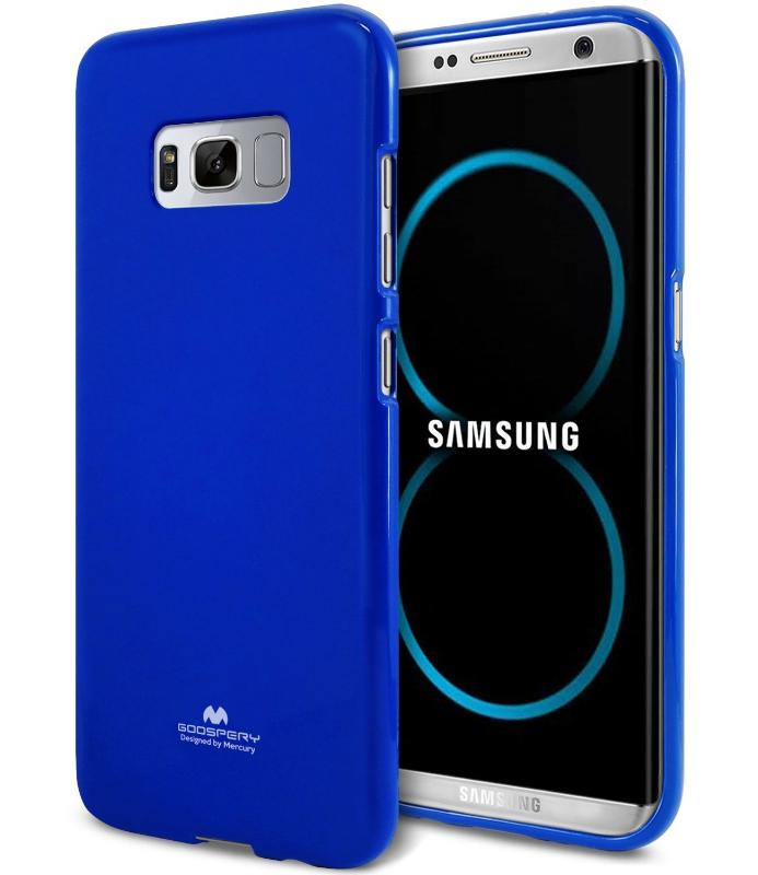 MERCURY JELLY Obal Samsung Galaxy S8 Plus modrý