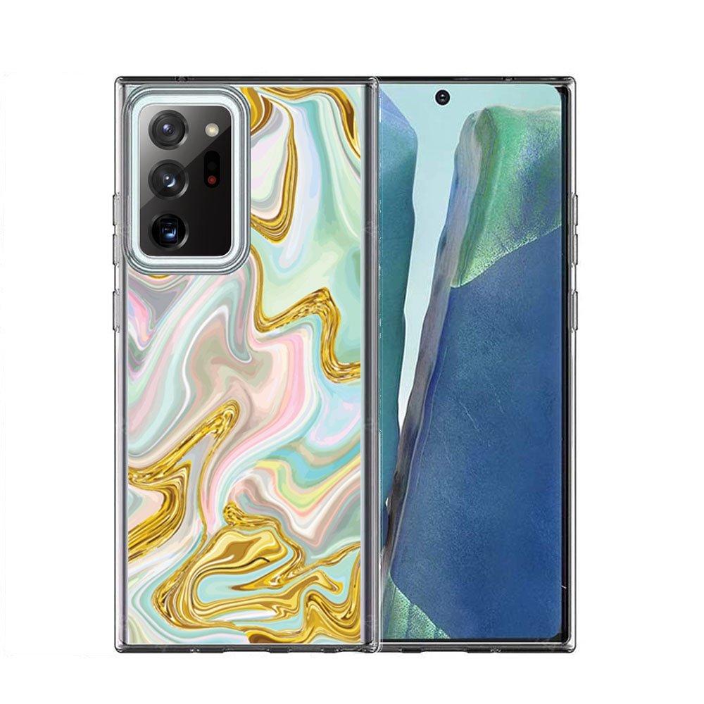FORCELL MY ART Ochranný kryt Samsung Galaxy Note 20 Ultra NEON (041)