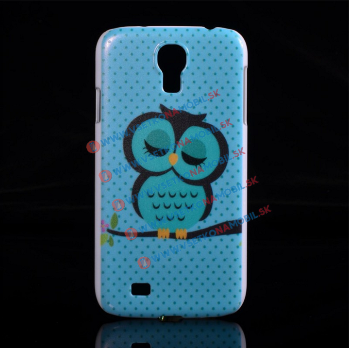 Plastový kryt Samsung Galaxy S4 mini OWL