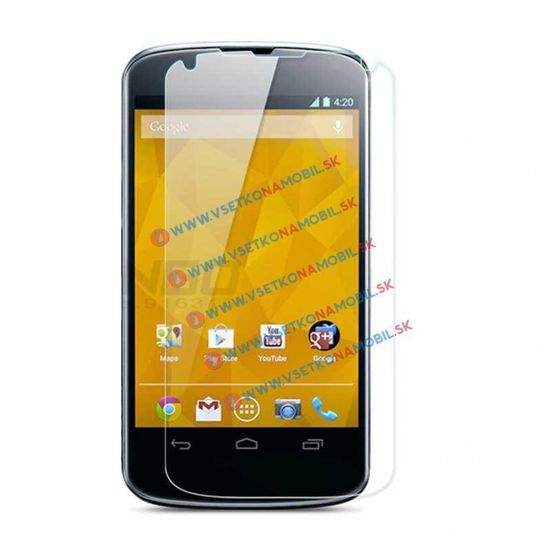 Ochranné tvrdené sklo LG Nexus 4 (Google Nexus 4)