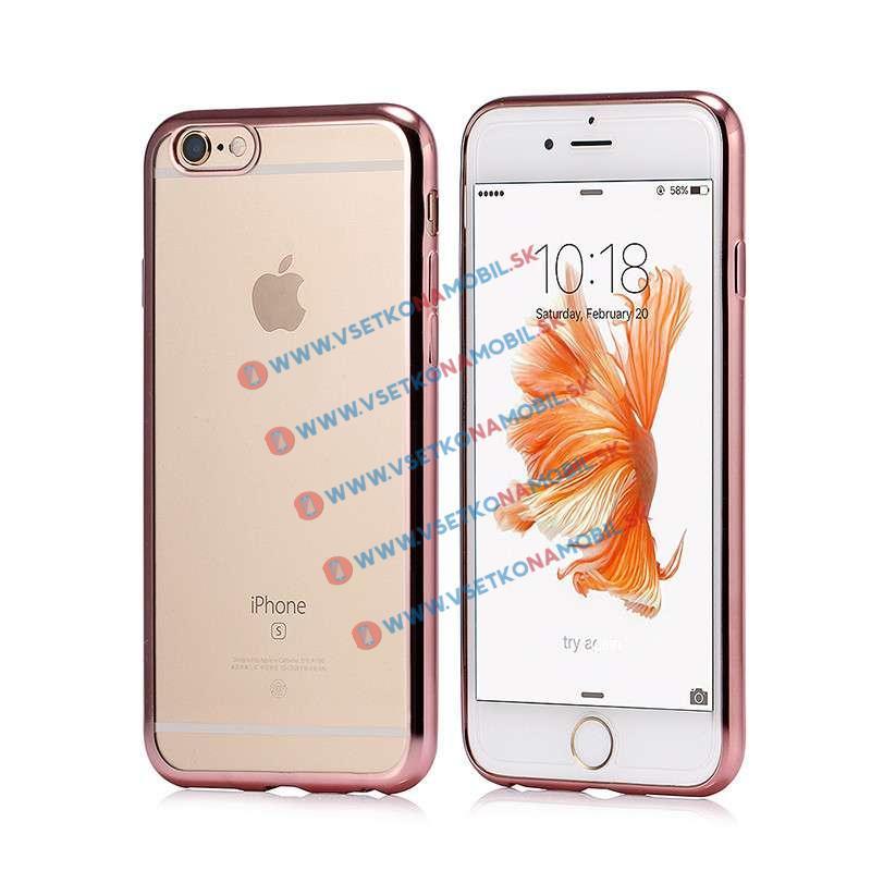 FORCELL Ochranný kryt Apple iPhone 6 Plus ružový