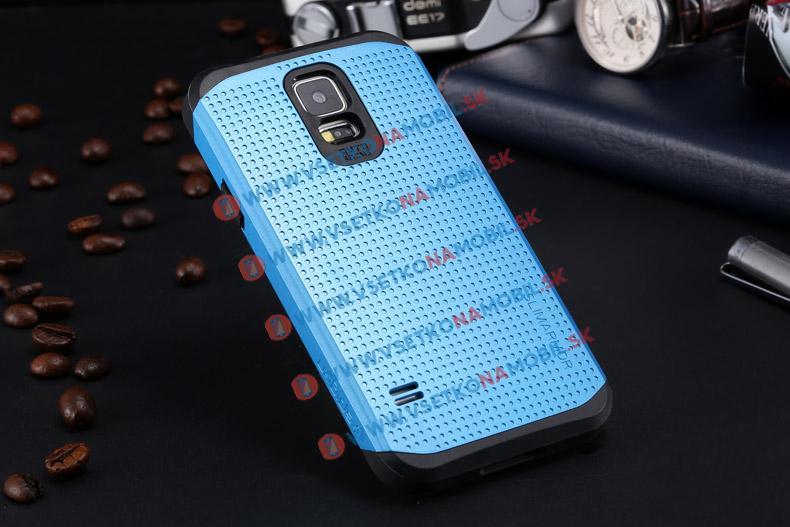 Premium obal Samsung Galaxy S5 modrý