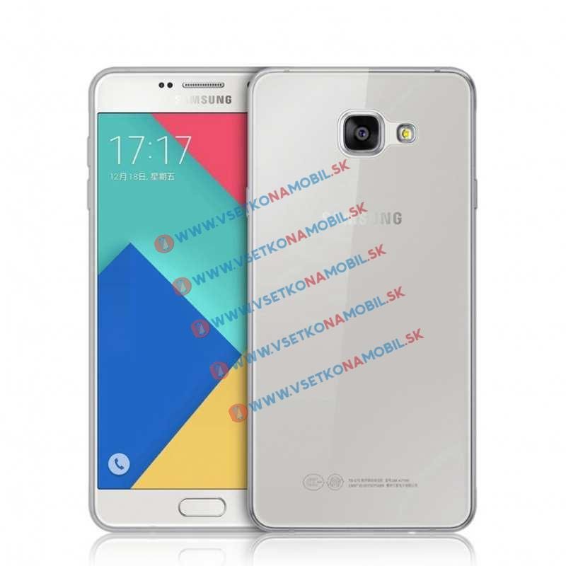 FORCELL Silikónový obal Samsung Galaxy A5 2016 (A510 / A510F)