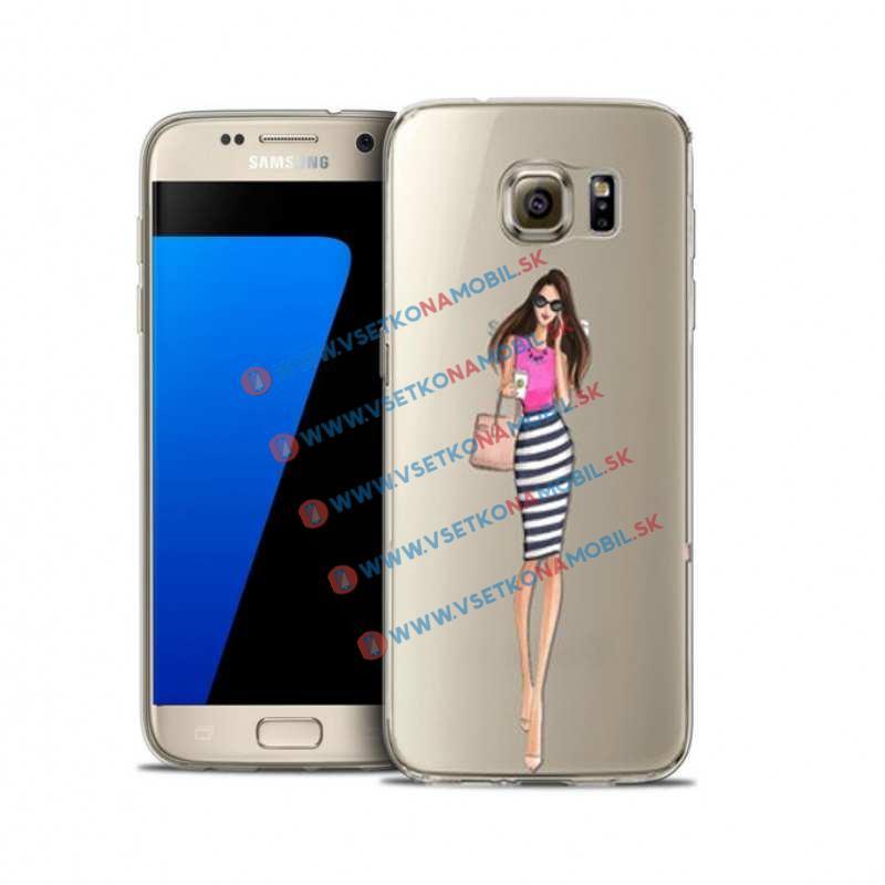 FORCELL Silikónový obal Samsung Galaxy S7 SKIRT