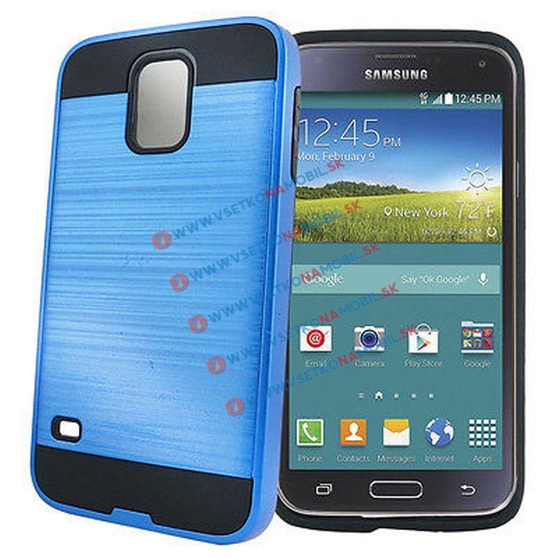 PANZER Ochranný kryt Samsung Galaxy S5 modrý