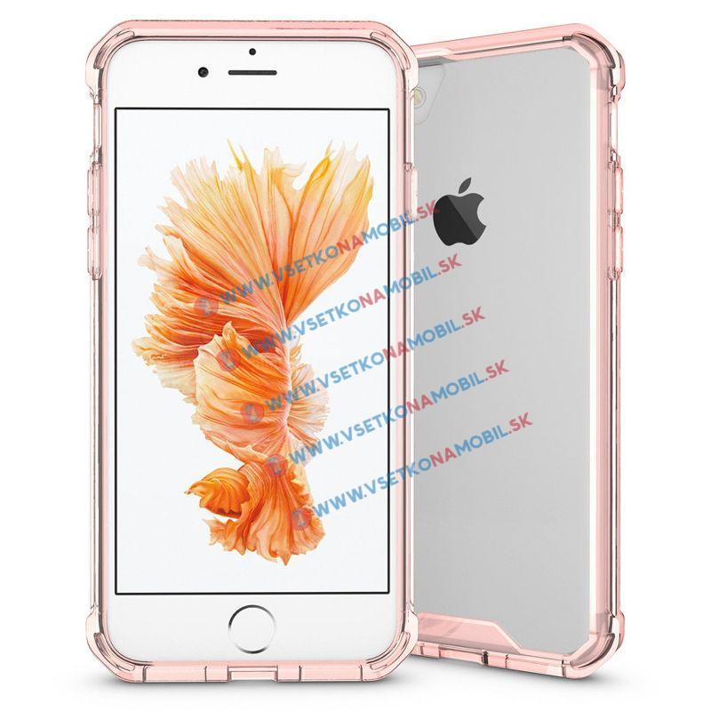 FORCELL SHOCK Ochranný kryt pre Apple iPhone 6 Plus/6S Plus ružový