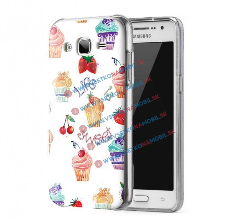 FORCELL ART TPU obal Samsung Galaxy Grand Prime MUFF