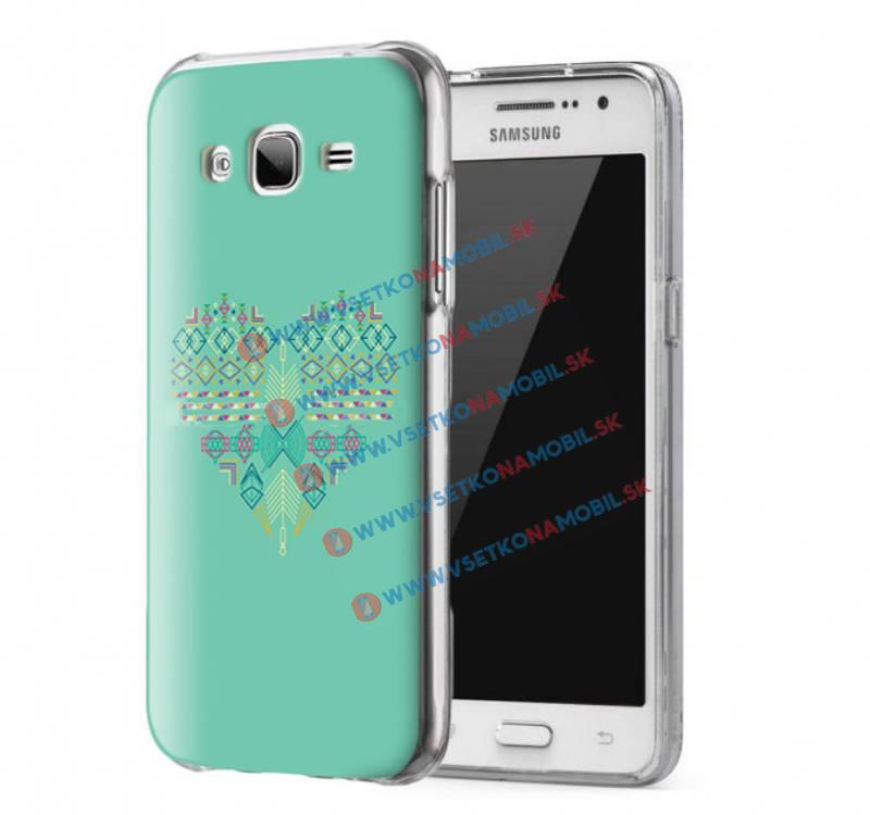 FORCELL ART TPU obal Samsung Galaxy Grand Prime ORNAMENT