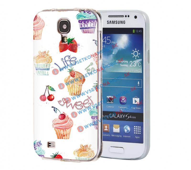 FORCELL ART TPU Kryt Samsung Galaxy S4 MUFFIN