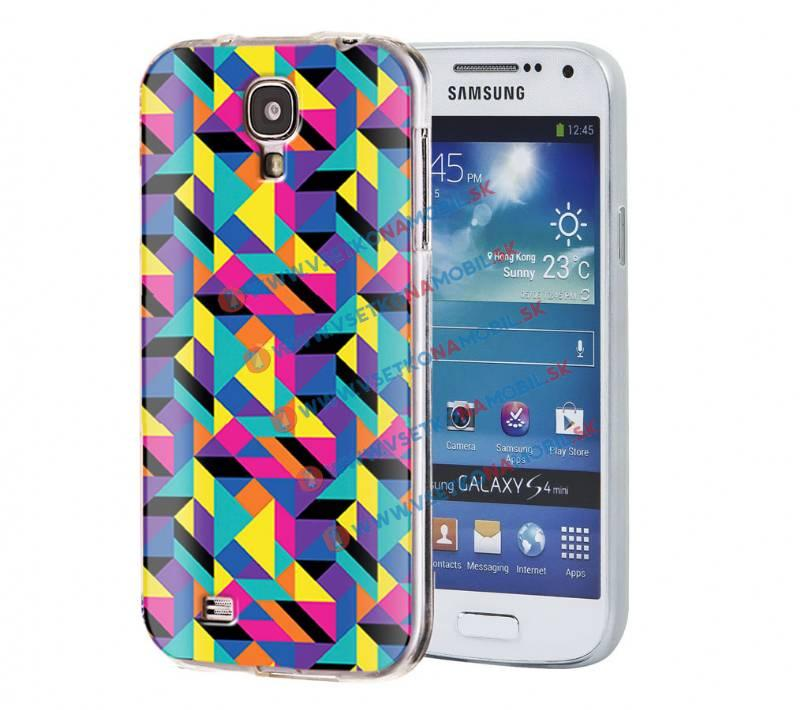 FORCELL ART TPU Kryt Samsung Galaxy S4 COLORS