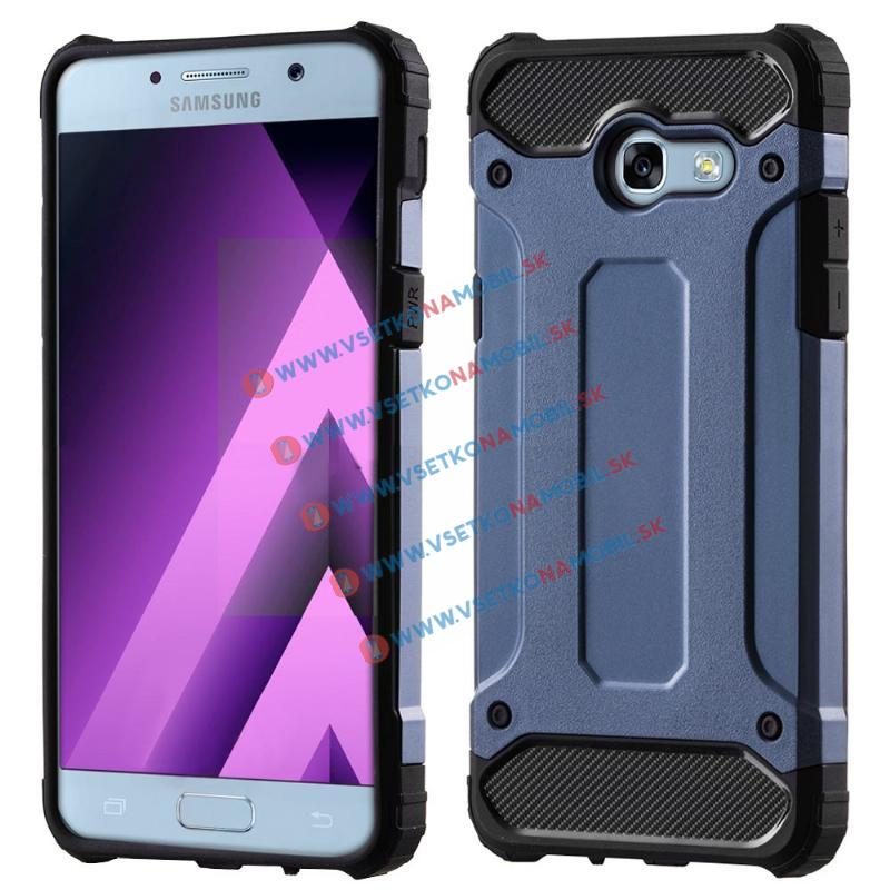 FORCELL TOUGH Ochranný kryt Samsung Galaxy A5 2017 (A520) modrý
