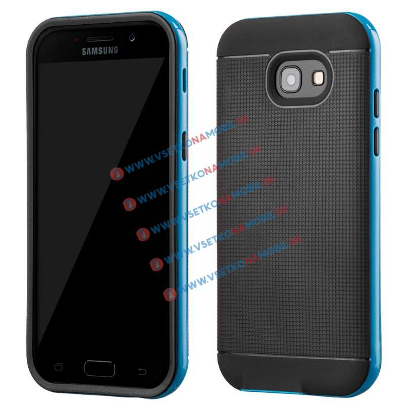 FORCELL CARBON Ochranný kryt Samsung Galaxy A5 2017 (A520) modrý