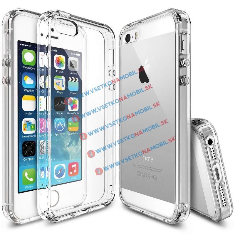 RINGKE FUSION Apple iPhone 5 / 5S / SE priehľadný