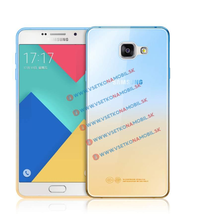FORCELL OMBRE Samsung Galaxy A5 2016 (A510) modrý