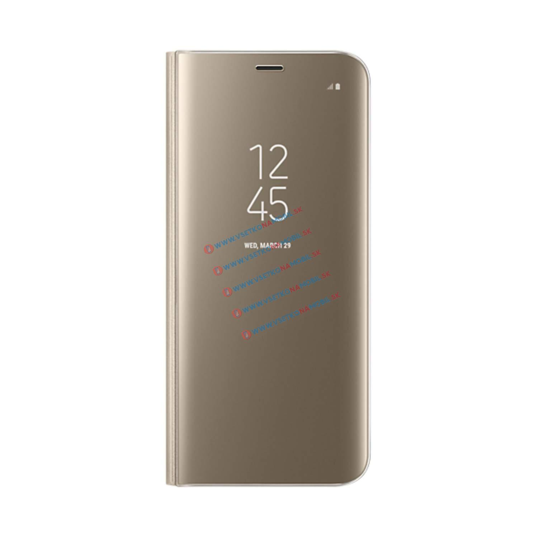 SAMSUNG CLEAR VIEW Samsung Galaxy S8 zlatý