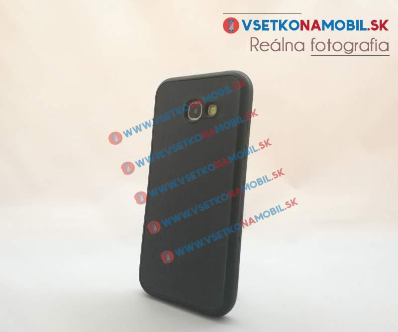 THERMO obal Samsung Galaxy A3 2017 (A320) čierny