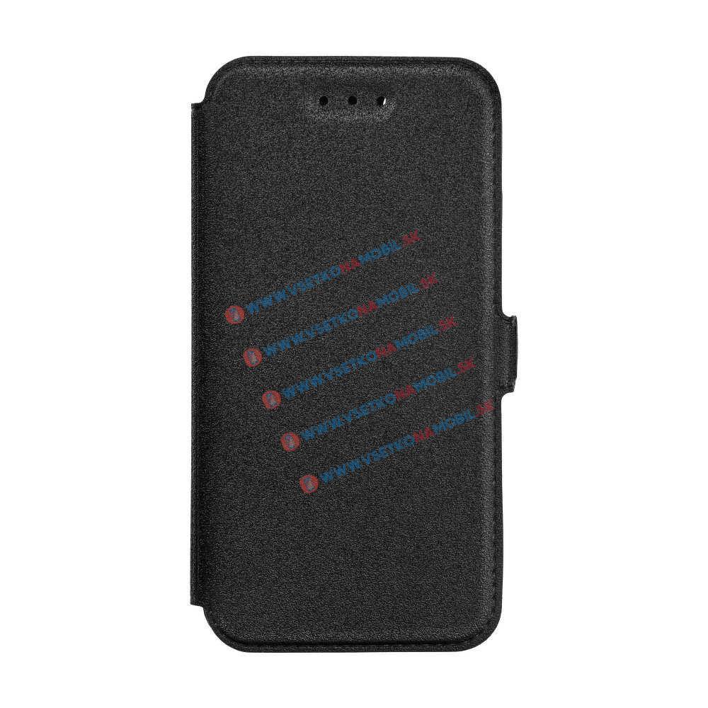 SMOOTH Ultratenký flip obal Samsung Galaxy A5 2017 (A520) čierny