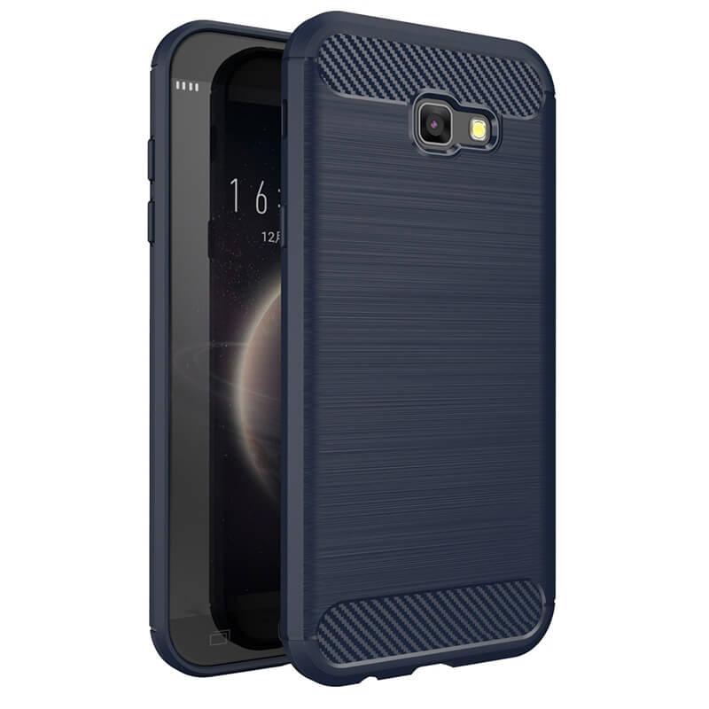 FORCELL FLEXI TPU kryt Samsung Galaxy A5 2017 (A520) modrý