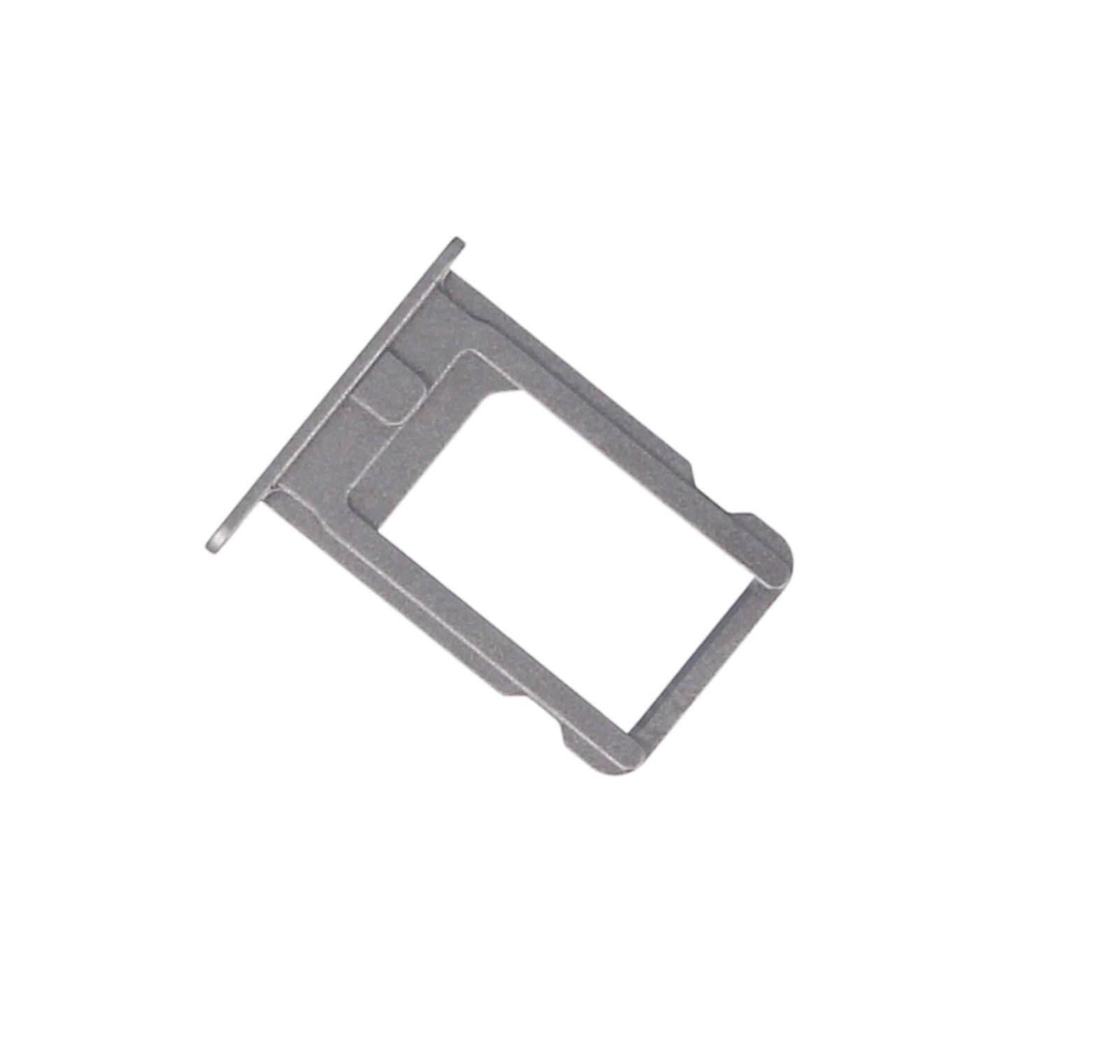 UNBRANDED SIM Slot - Apple iPhone 5S - čierna