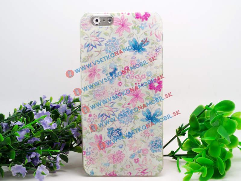 FORCELL Plastový kryt iPhone 6 FLOWERS