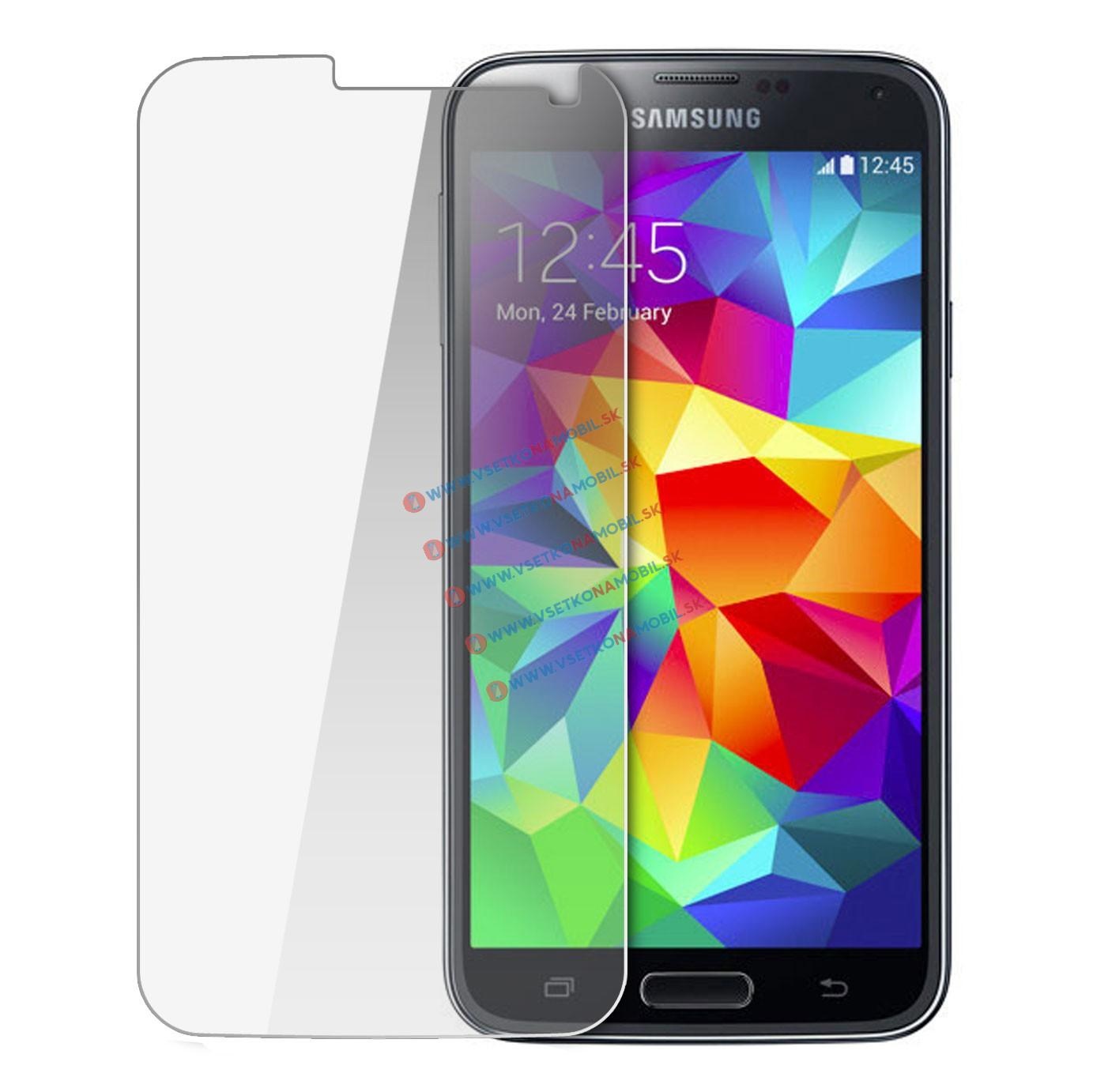 FORCELL Ochranné tvrdené sklo Samsung Galaxy S5 mini