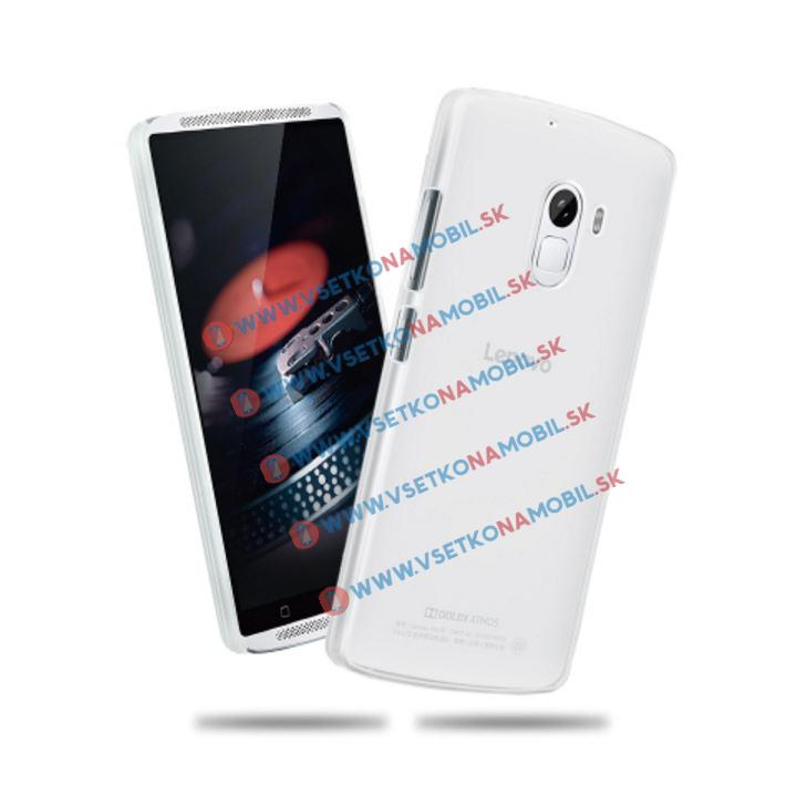 FORCELL Plastový kryt Lenovo Vibe X3 Lite (A7010) biely