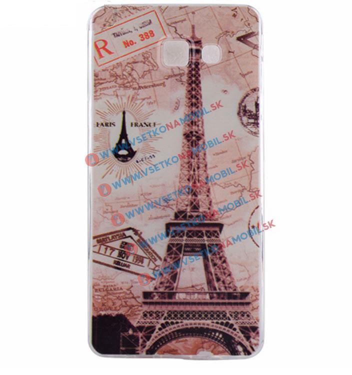 FORCELL Silikónový obal Samsung Galaxy A3 2016 PARIS