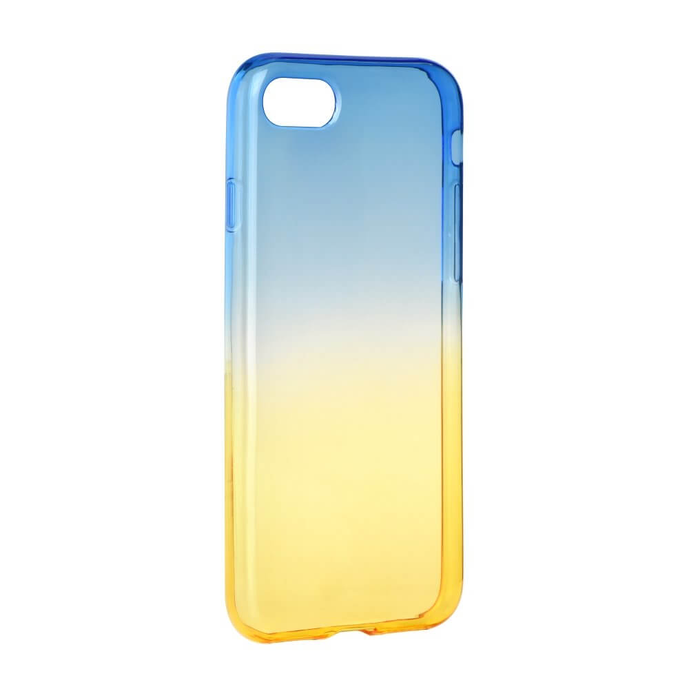 FORCELL OMBRE obal Apple iPhone 7 Plus / iPhone 8 Plus modrý