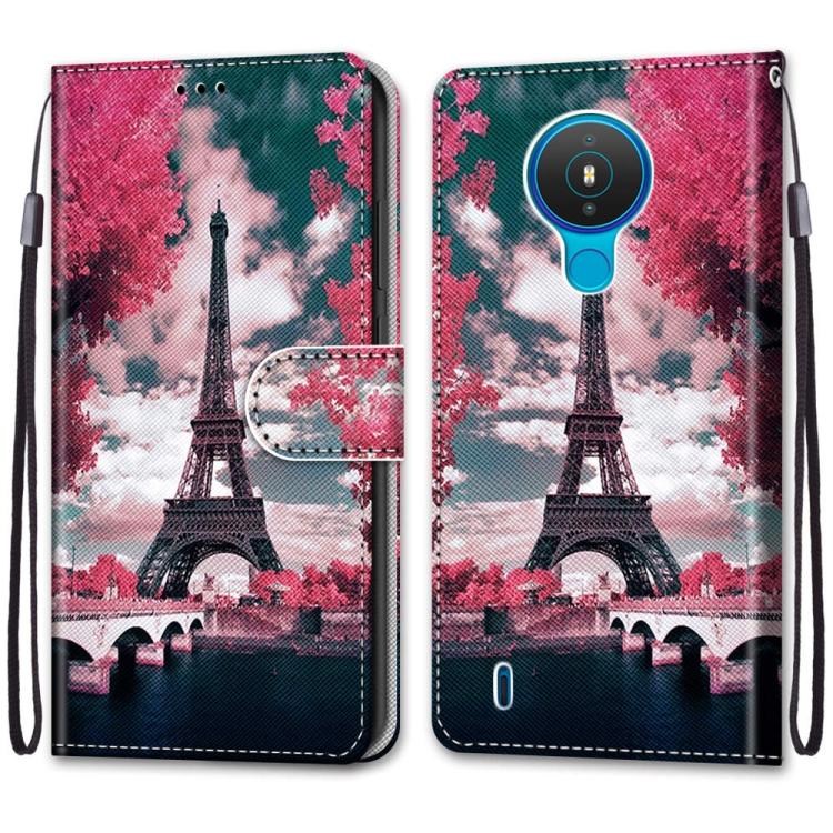 FORCELL ART Peňaženkový kryt Nokia 1.4 PARIS