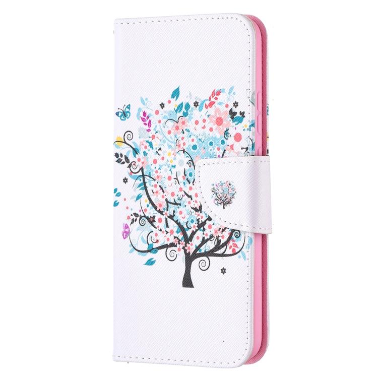 FORCELL ART Peňaženkový kryt Nokia 5.4 LITTLE TREE