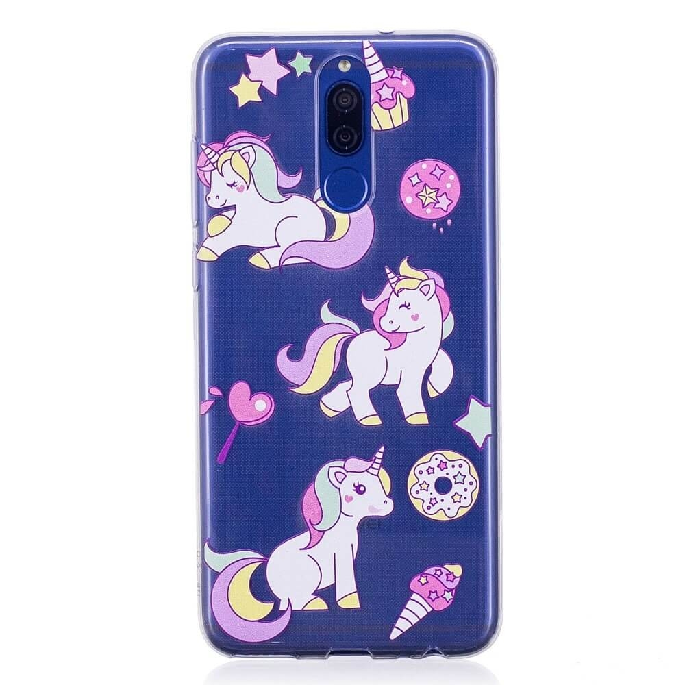 FORCELL ART TPU obal Huawei Mate 10 Lite UNICORNS (035)