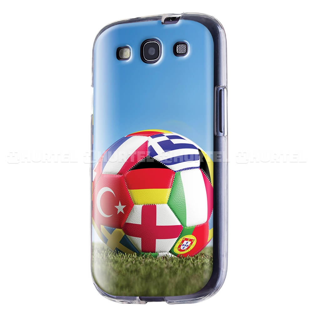 FORCELL ART TPU Silikónový obal Samsung Galaxy S3 FOOTBALL