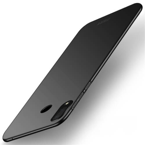 MOFI Ultratenký kryt Asus Zenfone Max Pro (M2) ZB631KL čierny