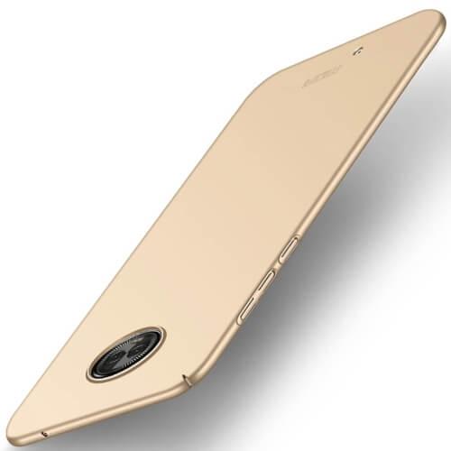 MOFI Ultratenký obal Motorola Moto G6 zlatý