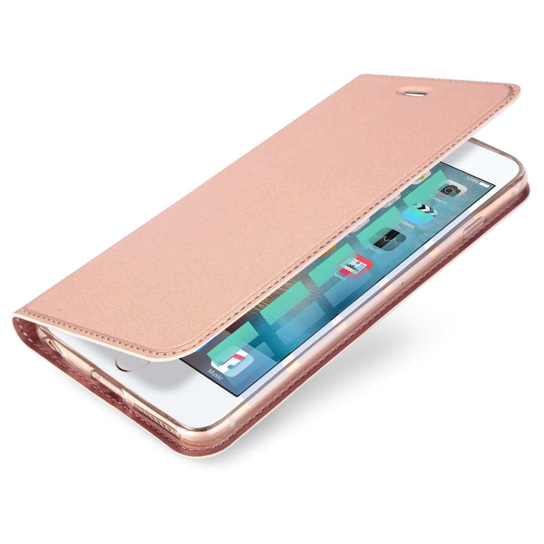 DUX Flipové puzdro Apple iPhone 6 / 6S ružové