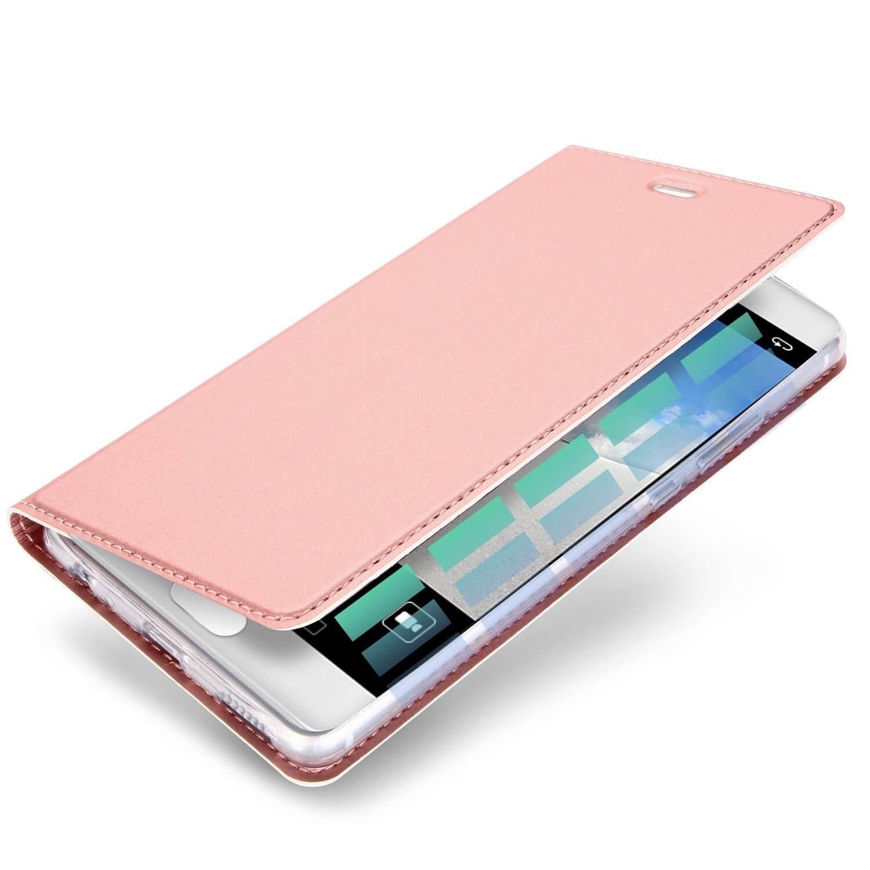 DUX Flipové púzdro Huawei P10 ružové