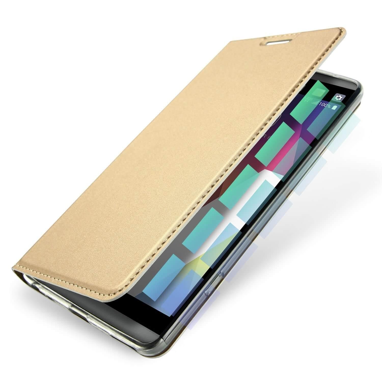 DUX Flipové púzdro LG G6 zlaté