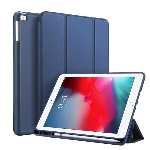DUX OSOM Puzdro Apple iPad 9.7 (2017) / 9.7 (2018) / iPad 5 / 6 modré