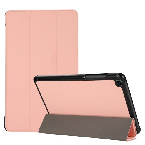 FORCELL LEATHER Zaklápací obal Samsung Galaxy Tab A 8.0 (2019) T290 ružový