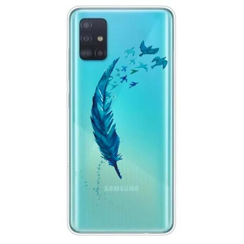 FORCELL ART Silikónový obal Samsung Galaxy A71 WIND