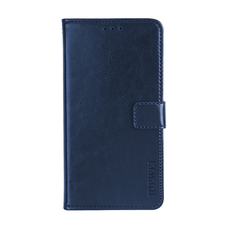 FORCELL IDEWEI Peňaženkový kryt Alcatel 1C modrý