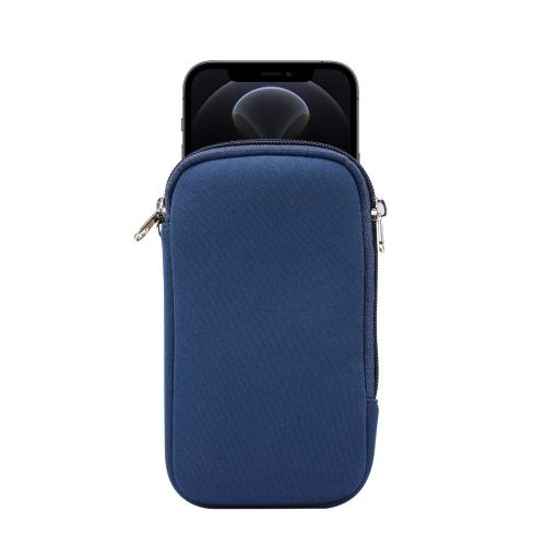 "FORCELL Univerzálne puzdro na mobil s uhlopriečkou do 6.1"" modré"