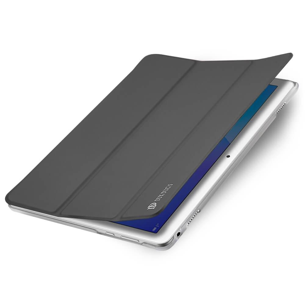 "DUX Zaklapací obal Huawei MediaPad M3 Lite 10"" šedý"