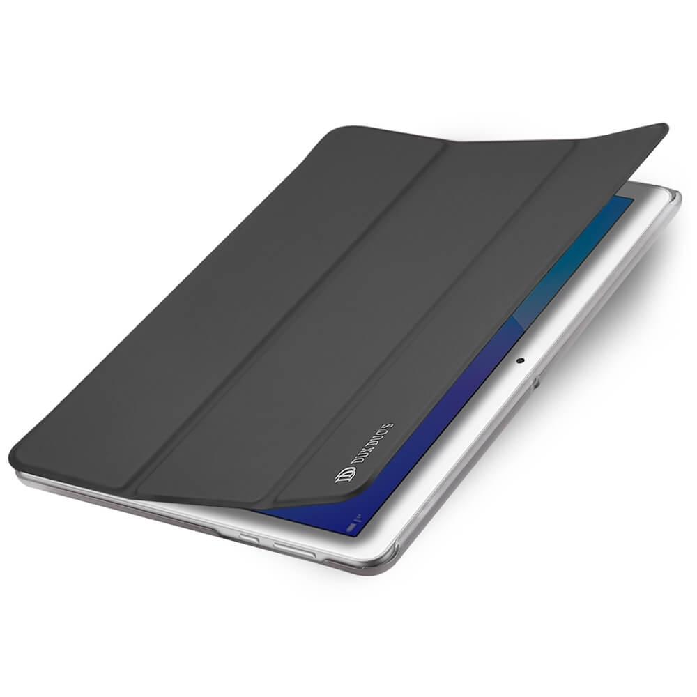 "DUX Zaklapací obal Huawei MediaPad T3 10"" šedý"