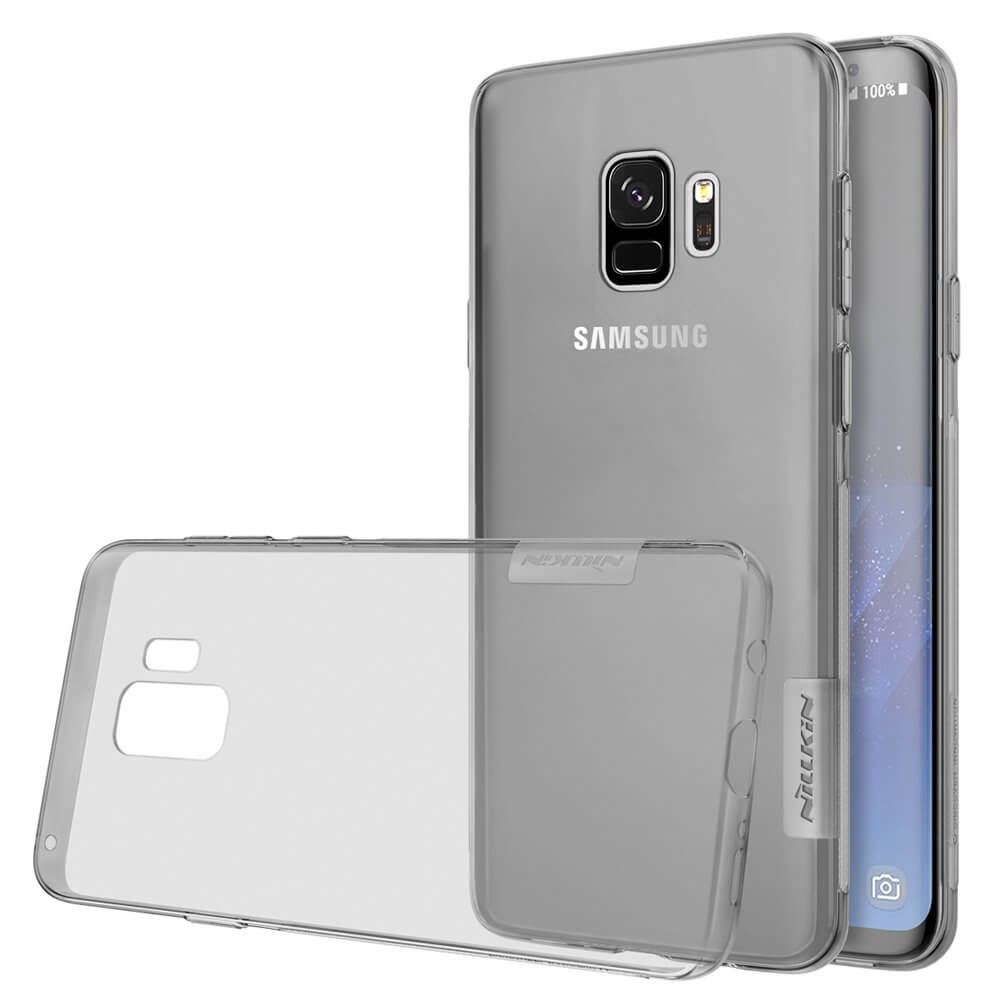 NILLKIN NATURE obal Samsung Galaxy S9 šedý