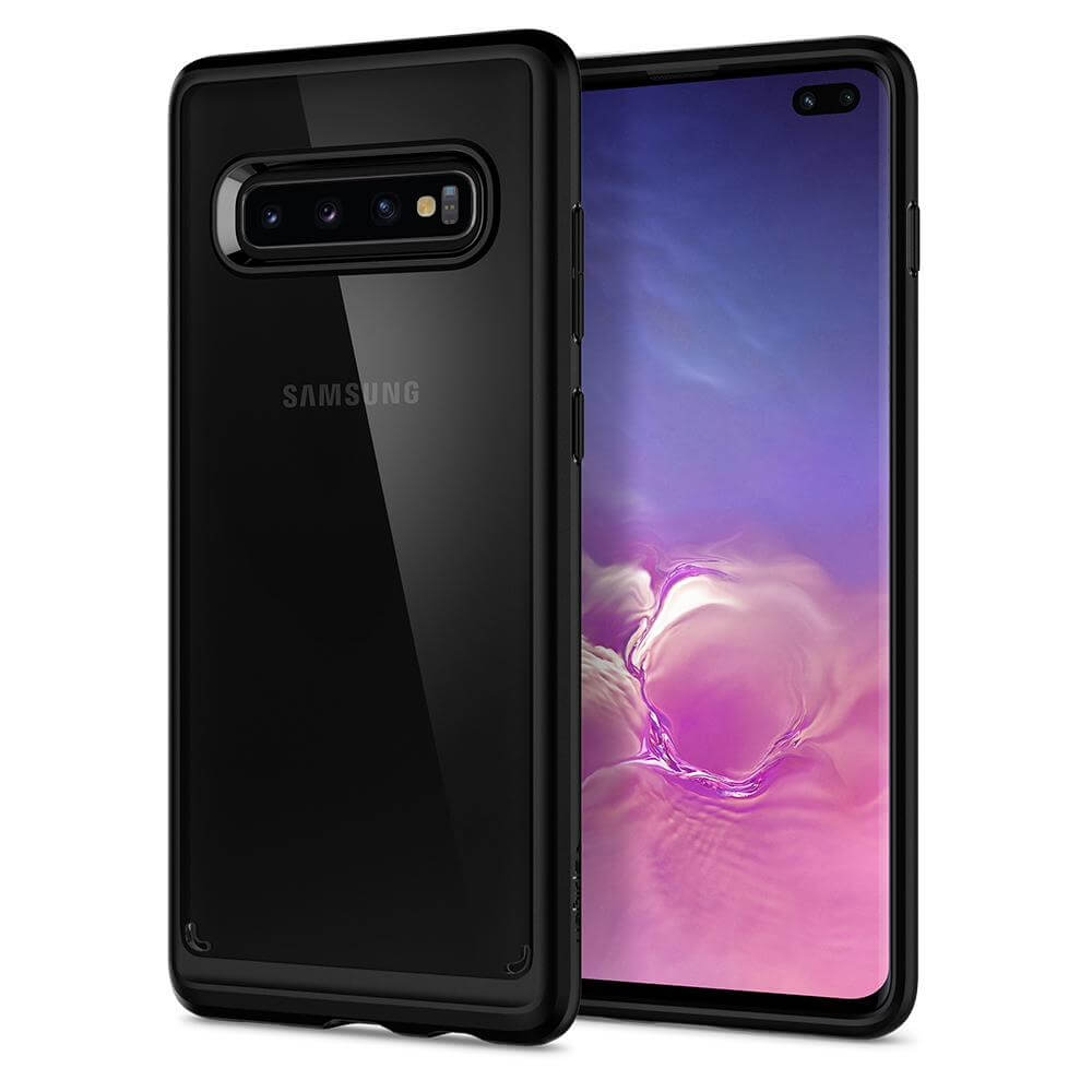 SPIGEN ULTRA HYBRID Samsung Galaxy S10 Plus čierny